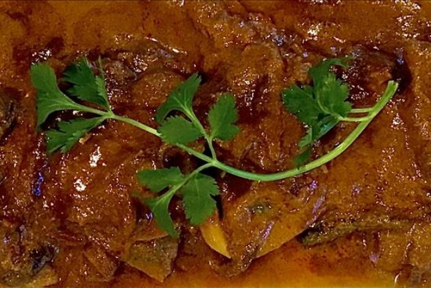 Goan Fish Curry or Goan Fish Vindalu