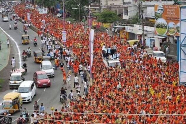 Kanwar yatra: UP govt wants minimum number of pilgrims; RT-PCR test can be made mandatory