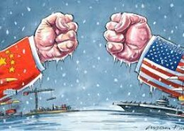 Who is powerful USA or China?
