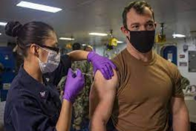 Vaccinated people can carry as much Delta variant COVID-19 as others, US study finds
