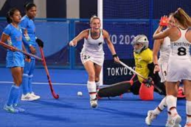 Women's hockey: Fighting India lose 0-2 against Rio bronze medallist Germany in Tokyo Olympics.