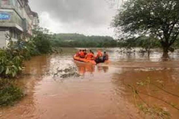 Maharashtra Rains LIVE Updates: 7 Dead, Over 75,000 People Shifted in Kolhapur; BMC Sends Team