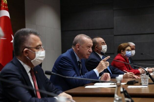 Taliban has to stop occupation in Afghanistan, Erdoğan says
