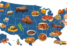 What is the most popular food in USA?