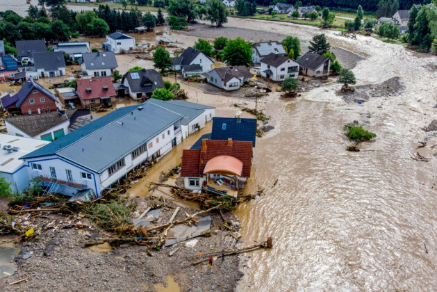 Europe's deadly floods leave scientists stunned
