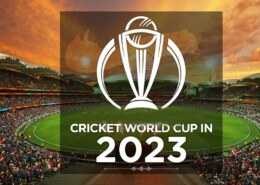 Who will host the 2023 Cricket World Cup?
