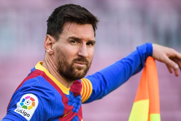 Lionel Messi: Barcelona star agrees to stay on reduced wages