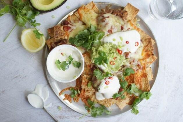 Best Fast Food: Nachos