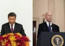 Does China rely on the US?