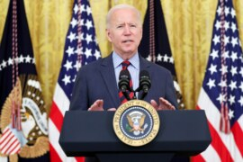 Biden offers temporary 'safe haven' to Hong Kong residents in the U.S.