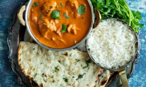 This butter chicken recipe is the easiest you'll ever make