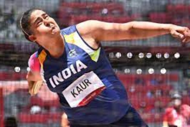 Tokyo Olympics: Kamalpreet Kaur's 'monstrous' discus throw that landed her in the final .