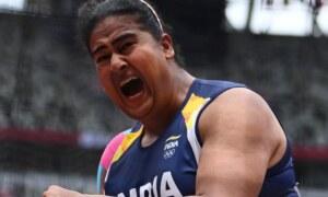 Kamalpreet Kaur finishes 6th in women's discus throw finals