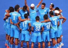 Has the Indian hockey team qualified for the Olympics?